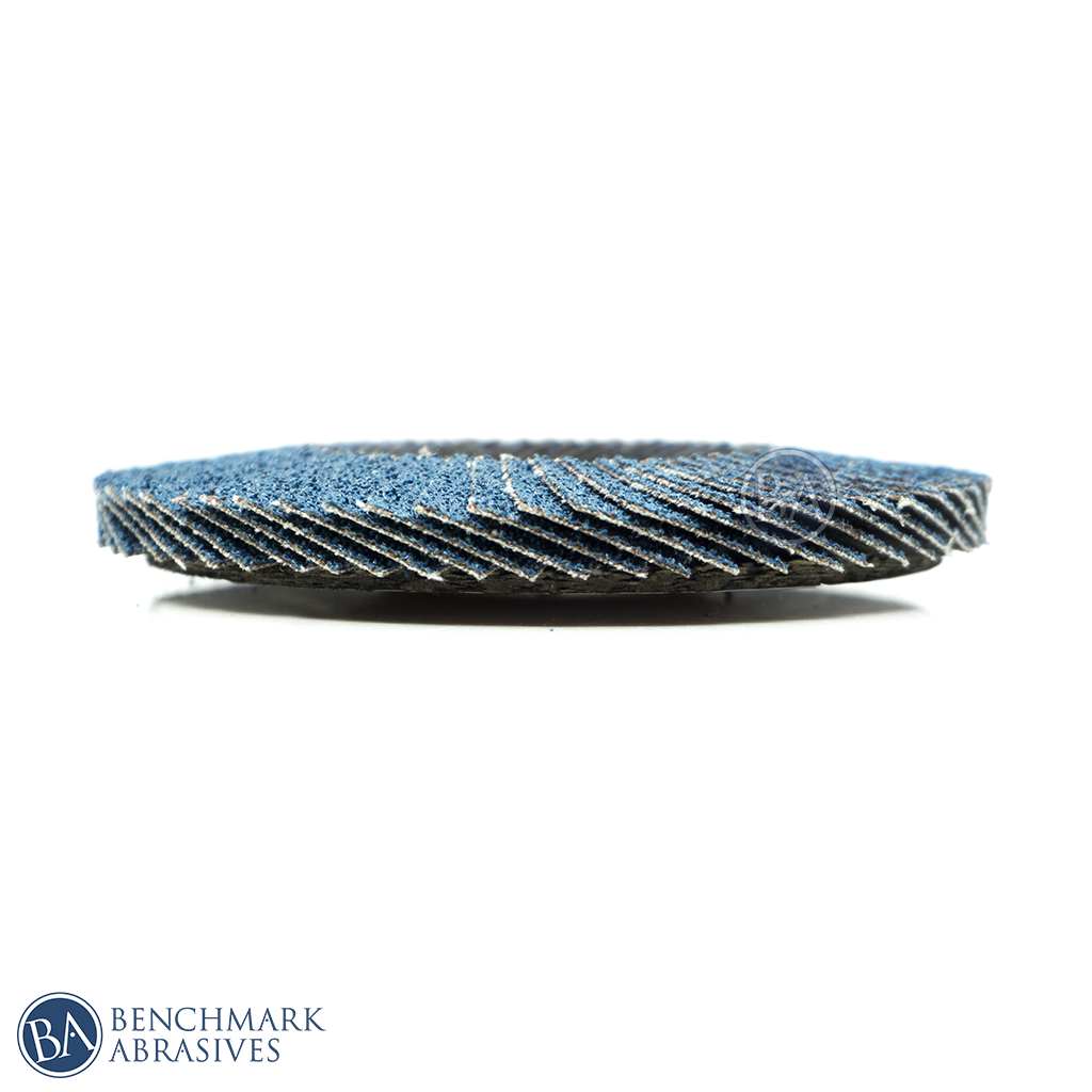 "4"" x 5/8"" T29 Zirconia Flap Disc - 1 Piece"