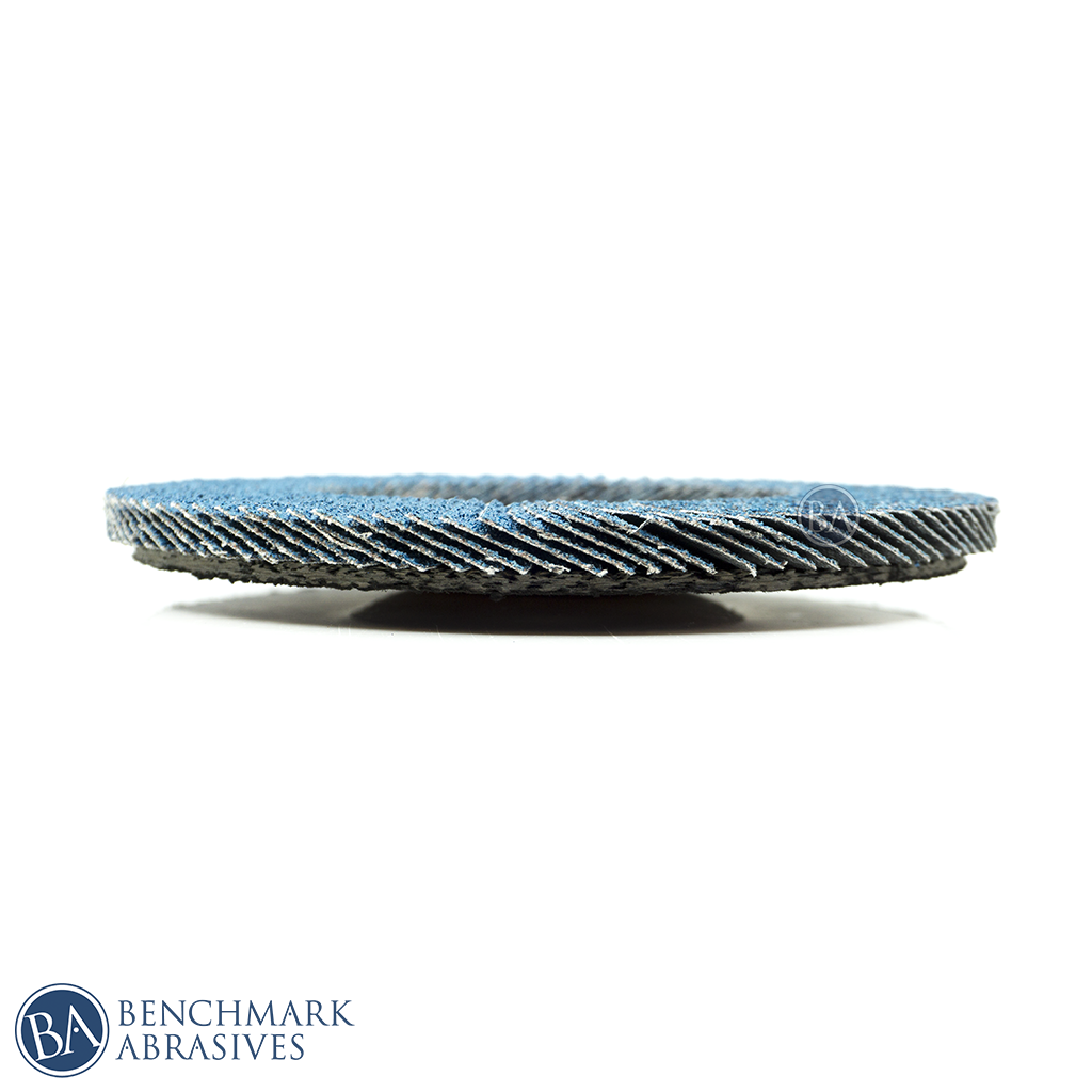 "Zirconia Flap Disc 6"" x 7/8"""