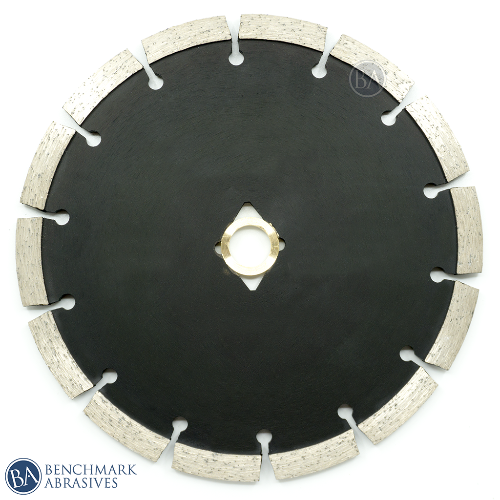 7 inch crack chaser diamond blade