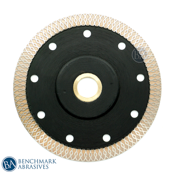 "4-1/2"" Thin Porcelain & Tile Diamond Blade"