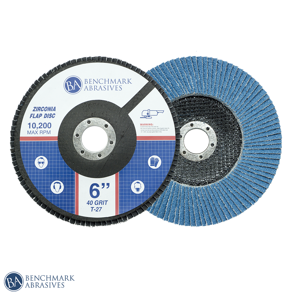 High Density Zirconia Flap Disc