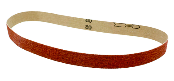 Ceramic Sanding Belt 80 Grit