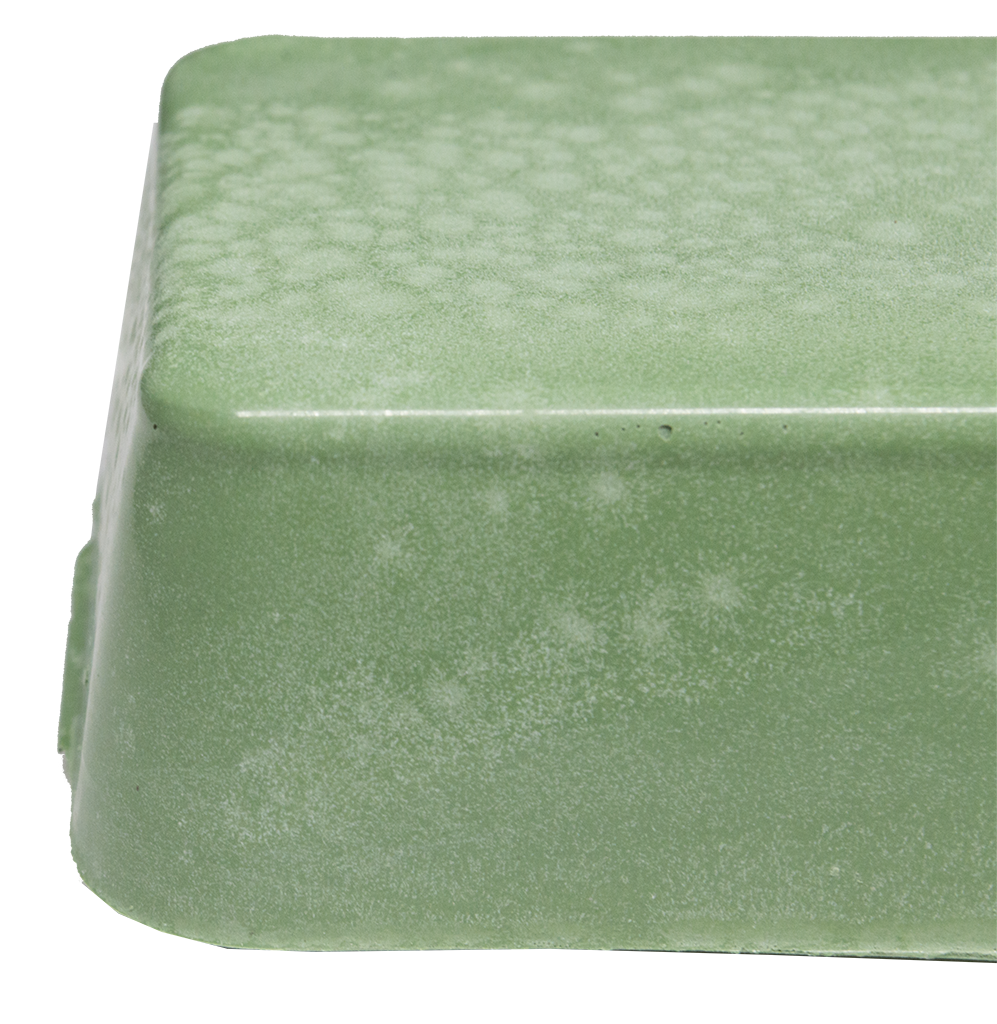 Emerald Green Buffing Compound - 1 Pound Bar