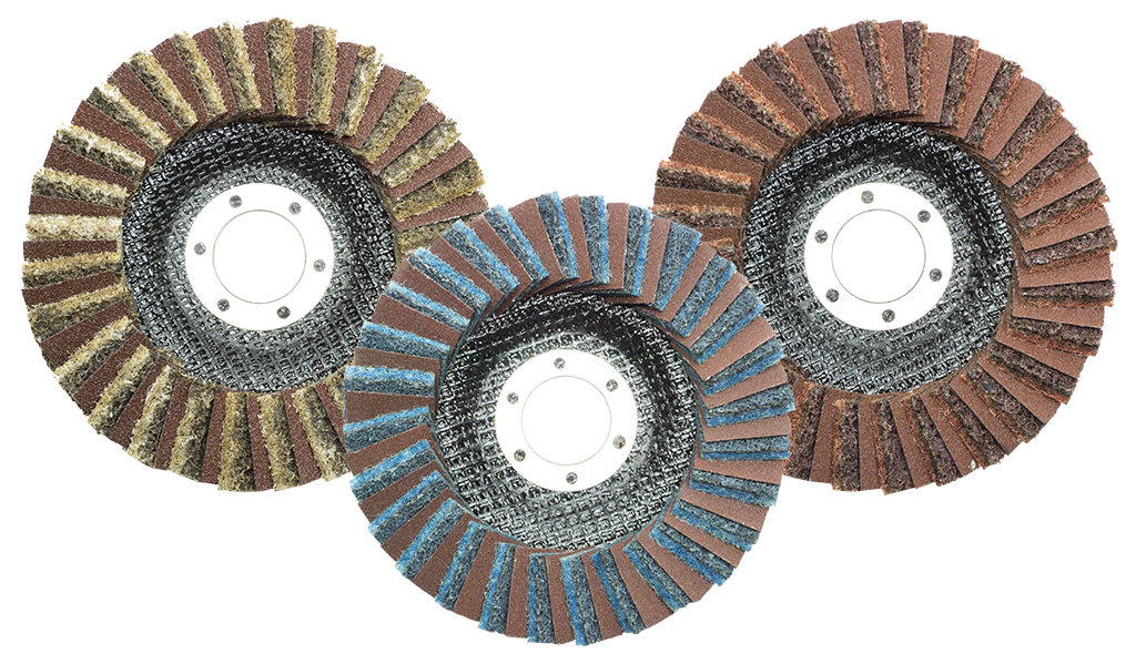 Interleaf Flap Disc Type 29 (Angled Face)