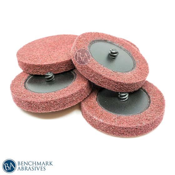 "3"" Quick Change Surface Preparation Wheels - Fine - 5 Pack"