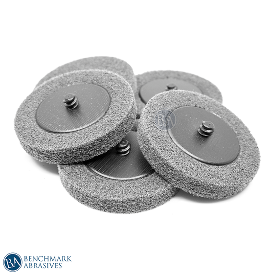 "3"" Quick Change Surface Preparation Wheels - Very Fine - 5 Pack"