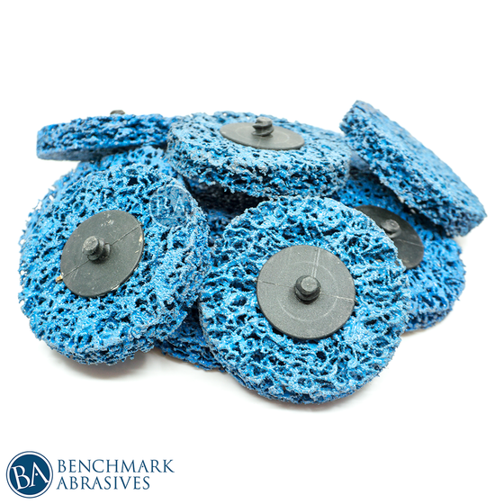 "3"" Long Life Quick Change Stripper Discs - 5 Pack"