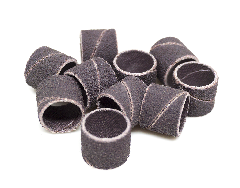 Aluminum Oxide Spiral Band Set