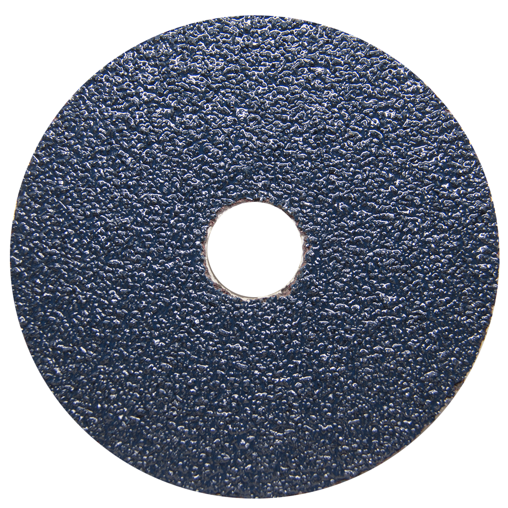"4-1/2"" x 7/8"" Zirconia Resin Fiber Disc - 25 Pack"