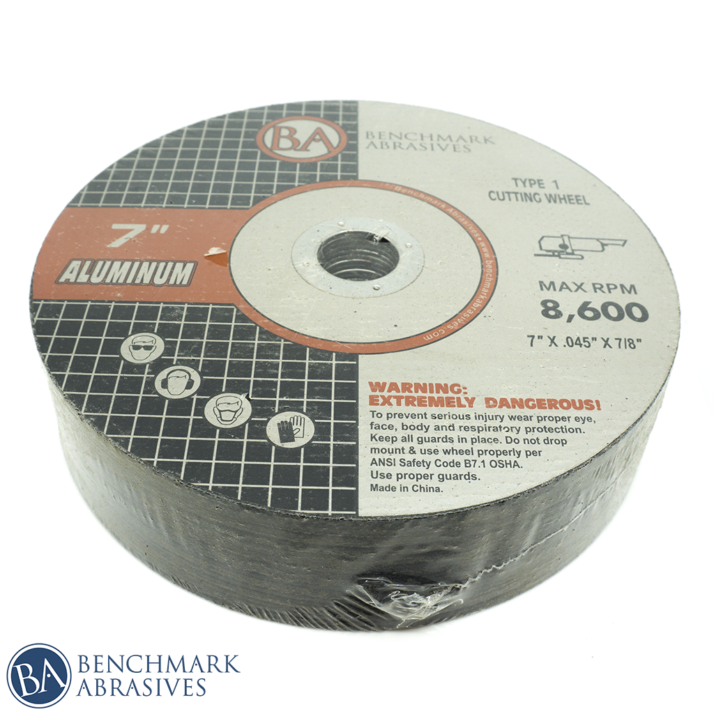 Thin Cut-off Wheel Type 1 For Aluminum