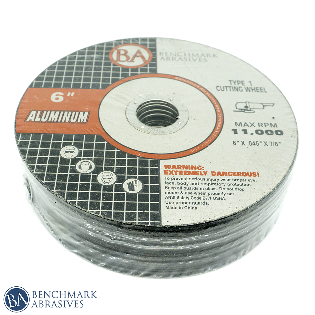 Type1 Thin Cut-off Wheel For Aluminum