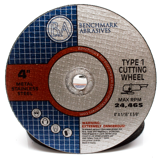 Type1 Premium Thin Cutting Wheel