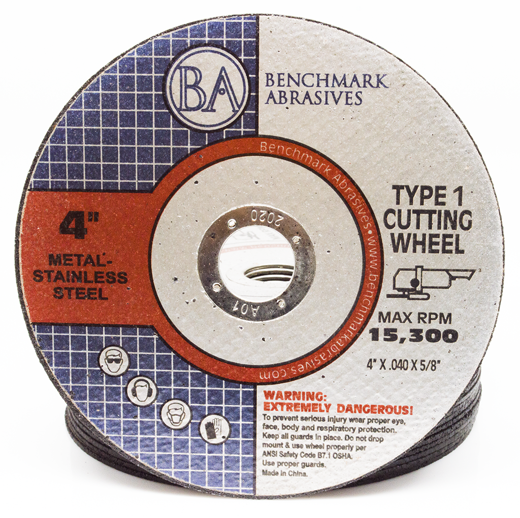"6/""x.045/""x7//8/"" Quality Thin cut off wheel Stainless 50"