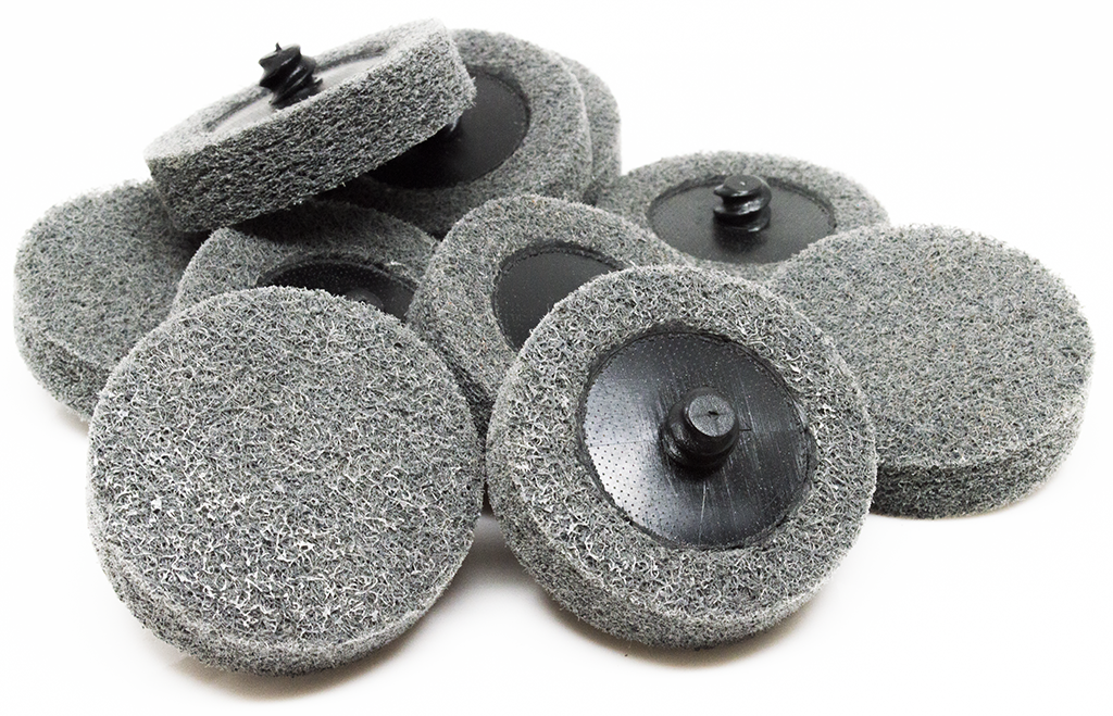Very Fine Quick Change Surface Preparation Wheels