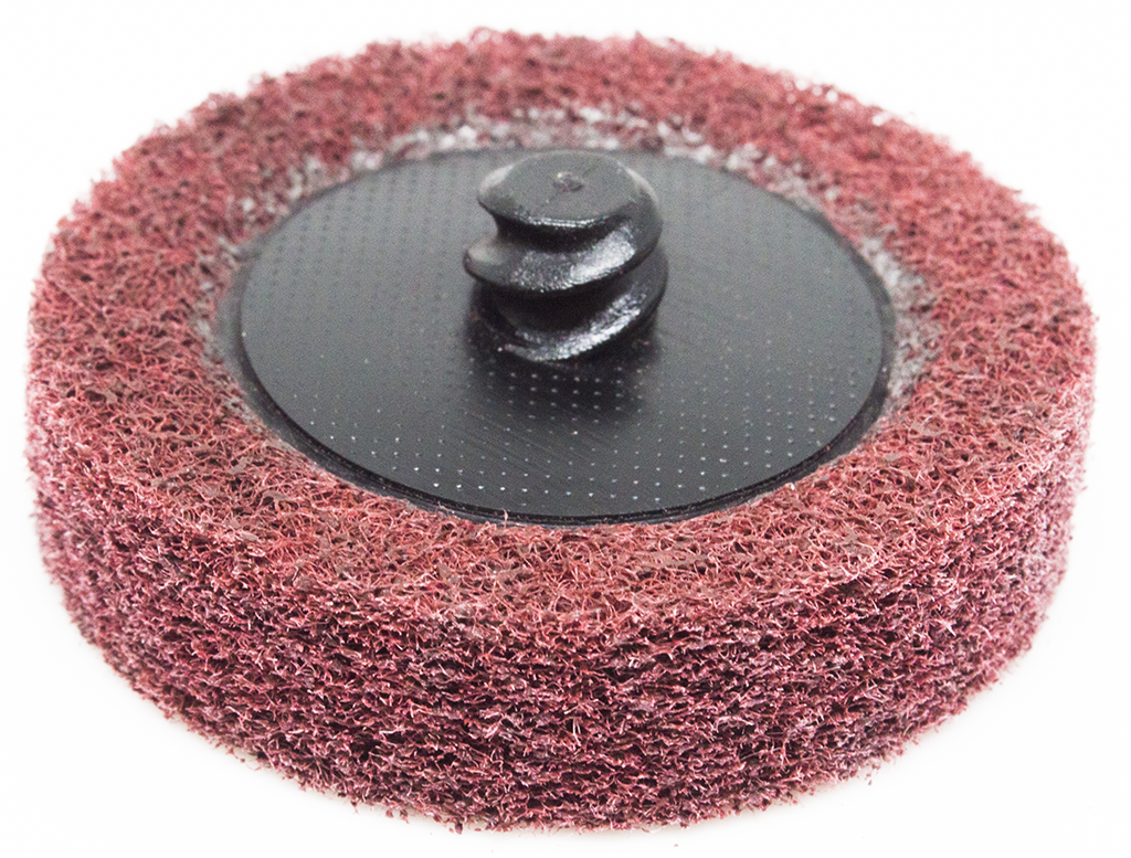 Quick Change Surface Preparation Wheels