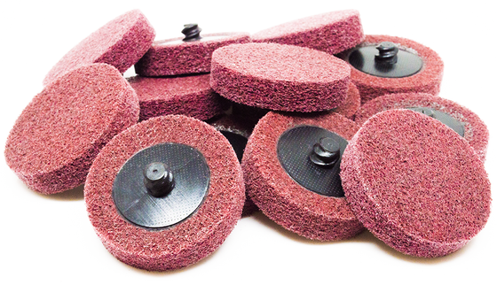"2"" Quick Change Surface Preparation Wheels - Fine - 10 Pack"