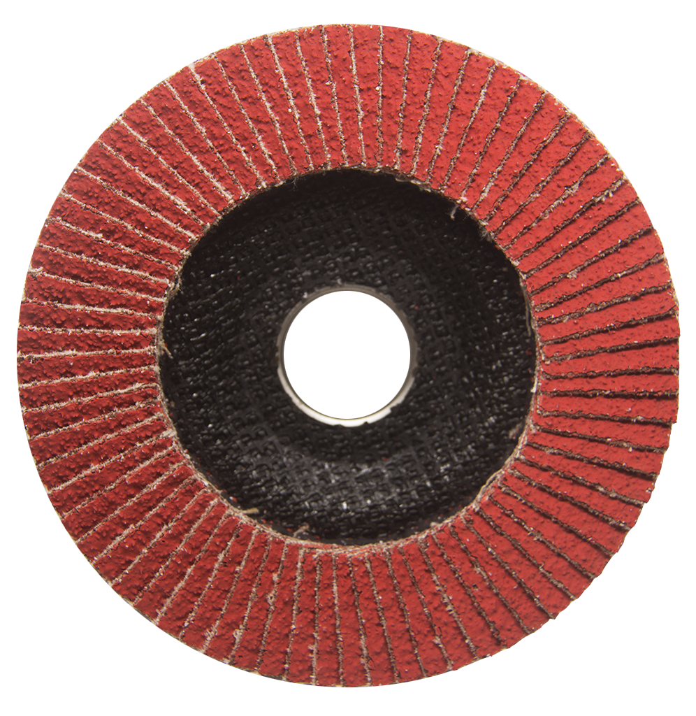 4 1 2 Quot X 7 8 Quot T27 Ceramic Flap Disc 1 Piece Benchmark