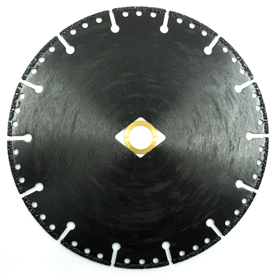 Vacuum-Brazed Core Circular Saw Blade