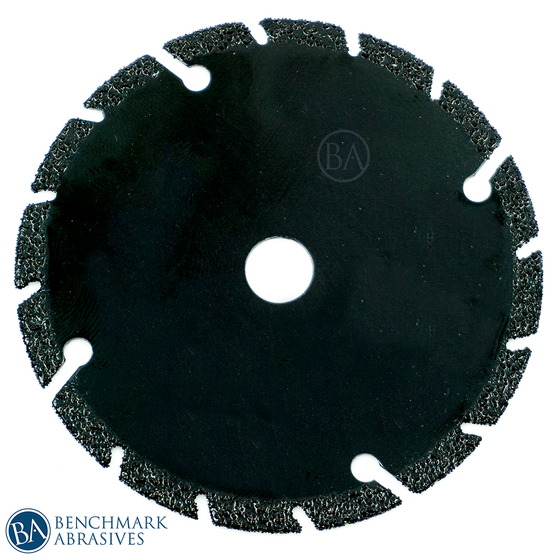 "3"" x 1/4""-3/8"" Vacuum Brazed Demolition Blade"