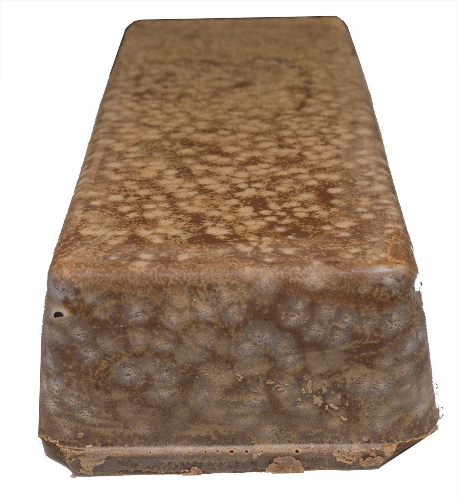 Tripoli Buffing Compound Bar Brown