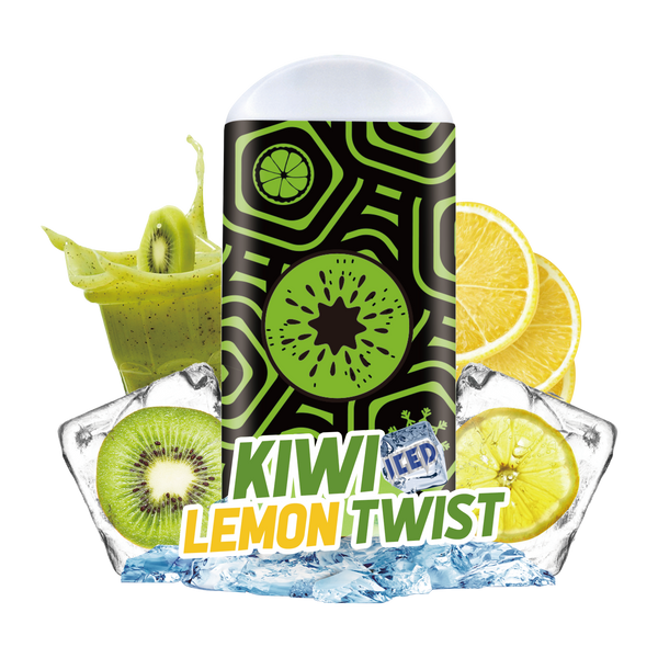 LOON AIR+ ICED KIWI LEMON TWIST - THE LOON