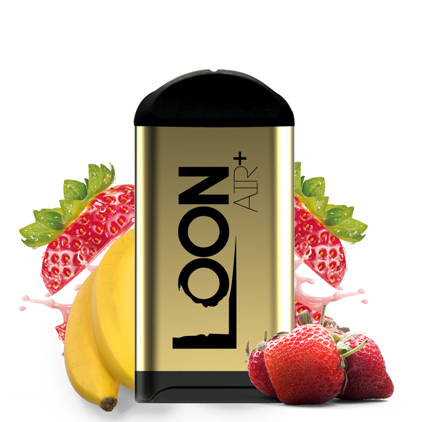 LOON AIR+ - STRAWBERRY BANANA - THE LOON