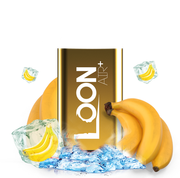 LOON AIR+ ICED BANANA - THE LOON