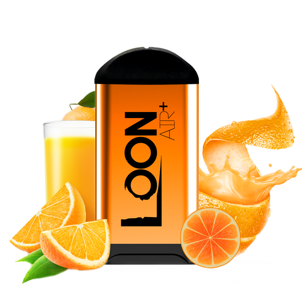 LOON AIR+ ORANGE FANTASIE - THE LOON