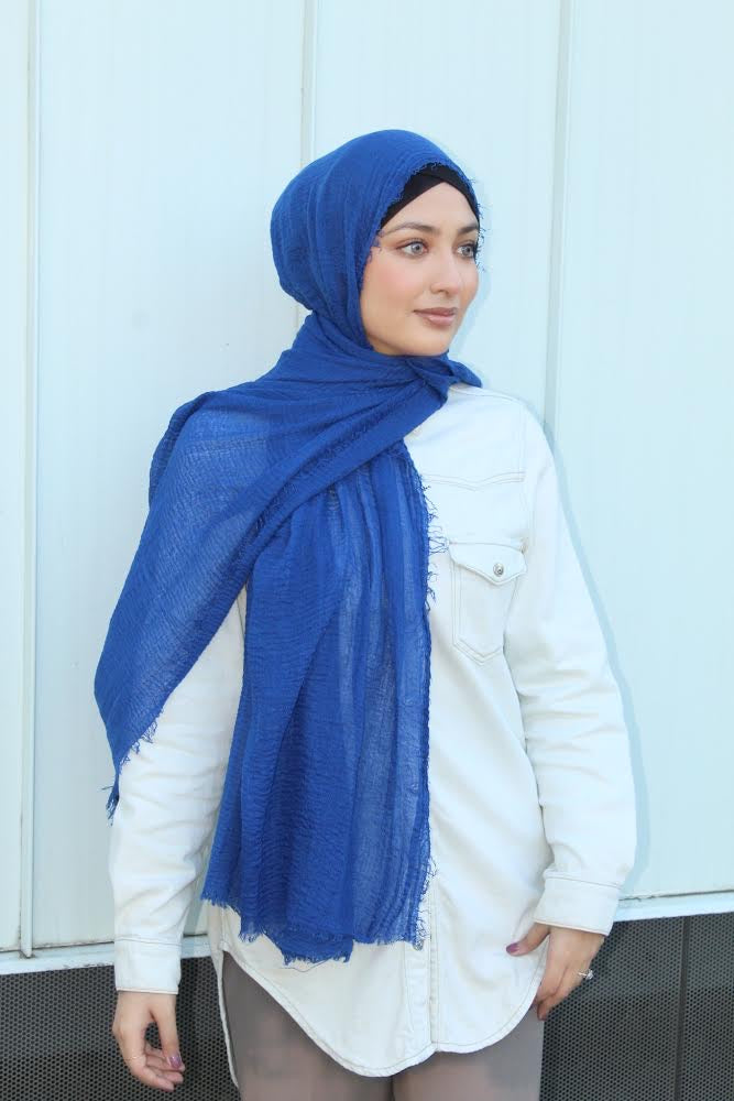 PREMIUM COTTON ROYAL BLUE