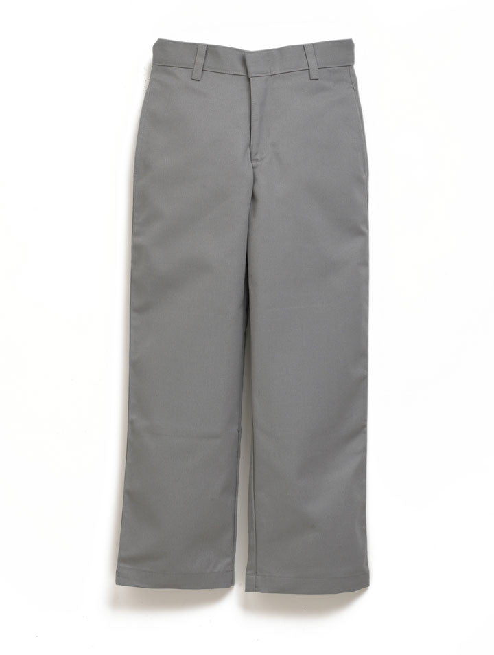 1240HK Wrinkle Free Super Soft Twill Flat Front Pant
