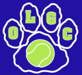 Unisex OLGC Tennis 2017-2018 Top Flight Heather T - Royal