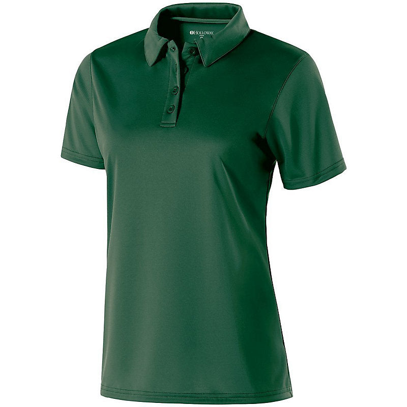 VAC Forest Green or White Ladies Shift Polo