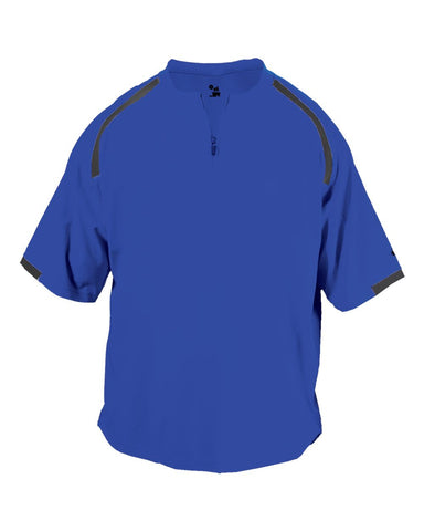 VLL Majors Dodgers OPTIONAL Competitor Pullover - Adult Sizes Only Royal/ Graphite