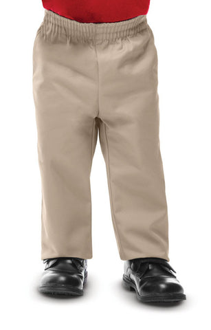 51060 Toddler Unisex Pull On Dbl Knee Pant
