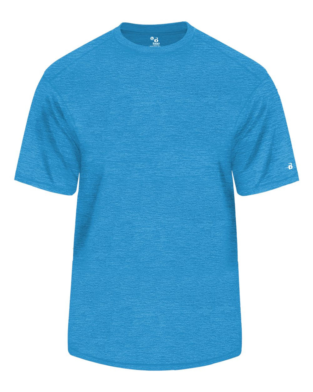 Vienna Lacrosse OUTLAWS Men's SWAG Tonal Blend Mens Tee - Columbia Blue