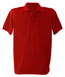Short Sleeve Performance Polo with SOUND PAYMENTS Logo