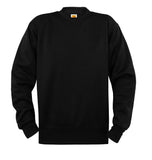 STS PE Black Crewneck Performance Sweatshirt - All Sizes