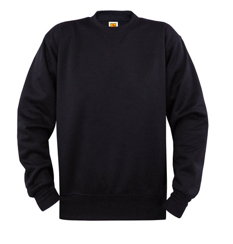 "OLGC ""New"" PE Navy Blue Crewneck Performance Sweatshirt - All Sizes"