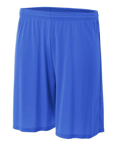 "REQUIRED Option 2 - 67ers 9"" Cooling Performance Short - Royal"