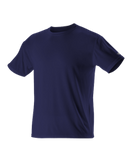 LW SWAG Unisex Navy S/S Ultra Light T-Shirt Youth and Adult Sizes - Navy