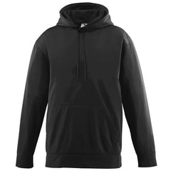 STS PE Unisex Custom Black Wicking Fleece Hooded Sweatshirt - Youth/ Adult Sizes