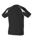 TIGERS BASKETBALL Polyester T-Shirt - Black