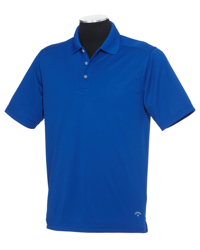 "Men's ""CMP"" Embroidered Callaway Core Performance Polo"