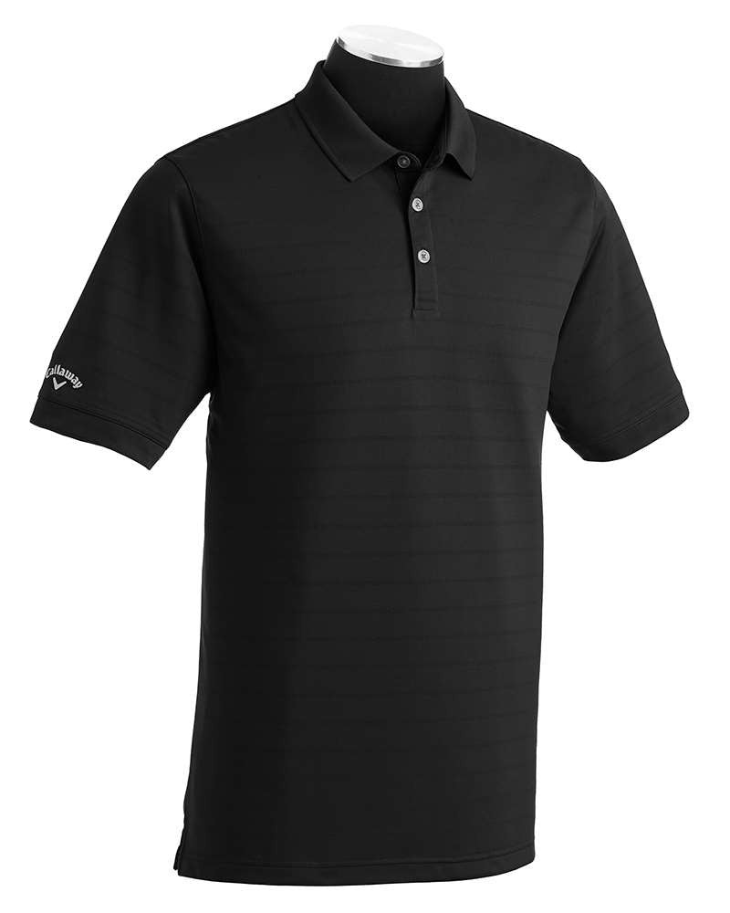 Callaway Men's Opti-Vent Polo with NOBLIS Logo