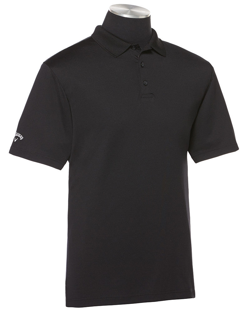 COX Landscaping Contratctor Men's Custom Embroidered Callaway Solid Opti-Dri Stretch Polo