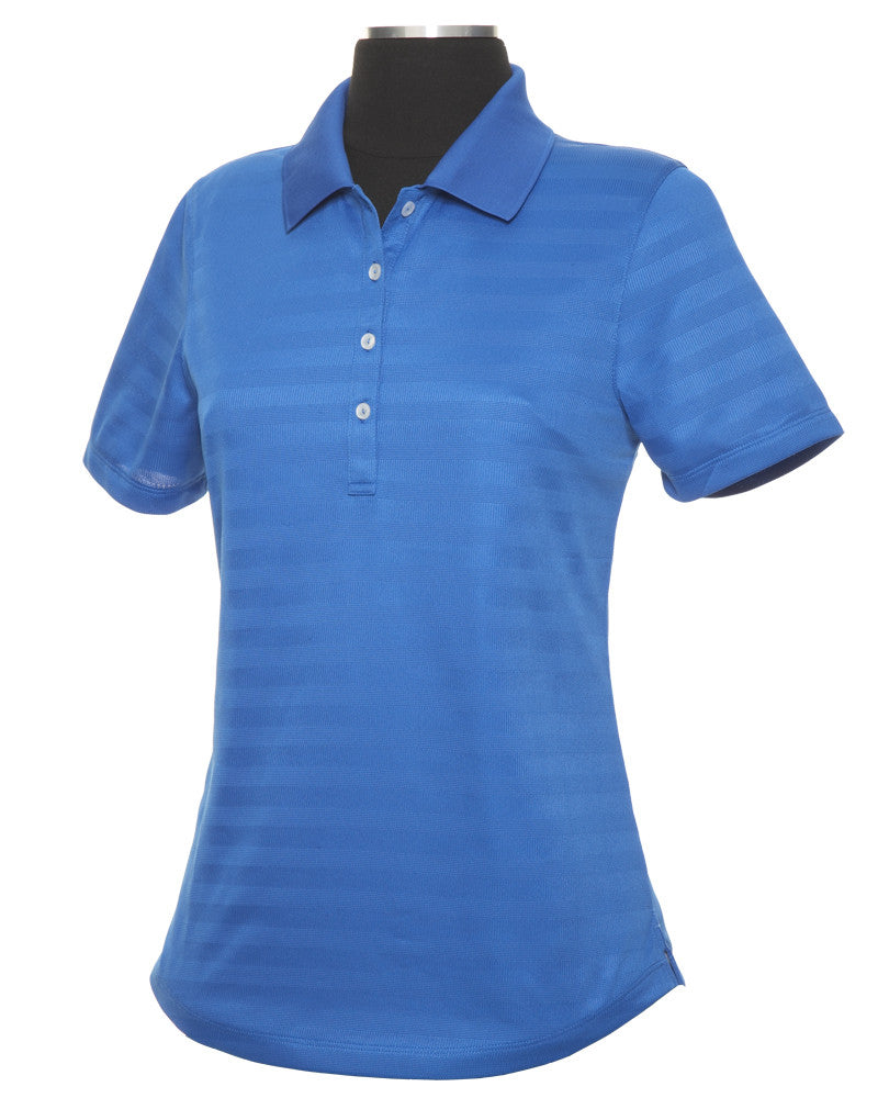 "Ladies ""CMP"" Embroidered Callaway Textured Performance Polo"