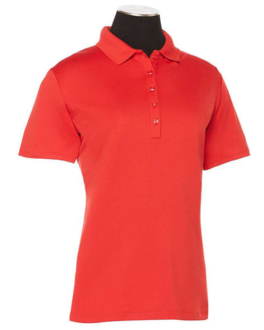 SSCC Ladies Custom Embroidered Callaway Solid Opti-Dry Chev Polo