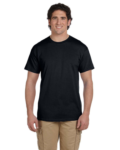 TIGERS 100% Cotton T-Shirt - Black
