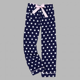 LW Spot On Navy VIP Flannel Pant