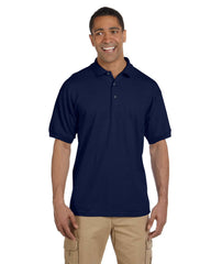 Gildan Adult Ultra Cotton® 6.5 oz. Piqué Polo - Navy